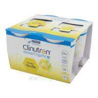 Clinutren Dessert 2.0 Kcal Nutriment Vanille 4cups/200g à ROSIÈRES