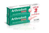 Pierre Fabre Oral Care Arthrodont Dentifrice Classic Lot De 2 75ml à ROSIÈRES