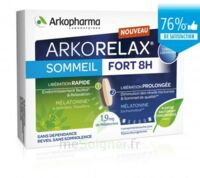 Arkorelax Sommeil Fort 8h Comprimés B/15 à ROSIÈRES