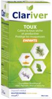 Clariver Solution Buvable Toux Sèche Et Productive Enfant Fl/175ml à ROSIÈRES
