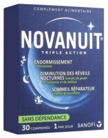 Novanuit Triple Action Comprimés B/30 à ROSIÈRES