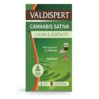 Valdispert Cannabis Sativa Caps Liquide B/24 à ROSIÈRES