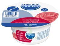 Fresubin 2kcal Crème Sans Lactose Nutriment Fraise Des Bois 4 Pots/200g à ROSIÈRES