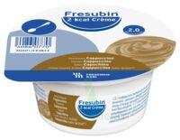 Fresubin 2kcal Crème Sans Lactose Nutriment Cappuccino 4 Pots/200g à ROSIÈRES