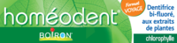 Boiron Homéodent Soin Complet Dents Et Gencives Pâte Dentifrice Chlorophylle Format Voyage T/25ml à ROSIÈRES