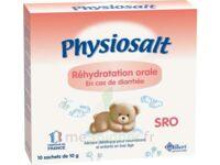 Physiosalt Rehydratation Orale Sro, Bt 10 à ROSIÈRES