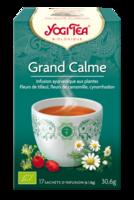 Yogi Tea Grand Calme à ROSIÈRES