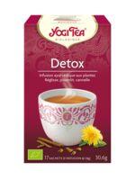 Yogi Tea Detox à ROSIÈRES