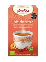 Yogi Tea Joie De Vivre à ROSIÈRES