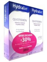 Hydralin Quotidien Gel Lavant Usage Intime 2*200ml à ROSIÈRES