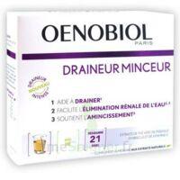 Oenobiol Draineur Poudre Thé Sticks/21 à ROSIÈRES