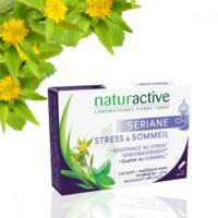 Naturactive Seriane Stress Et Sommeil 30gélules à ROSIÈRES