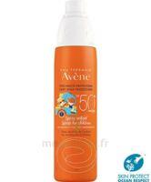 Avène Eau Thermale Solaire Spray Enfant 50+ 200ml à ROSIÈRES