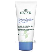 Crème Fraiche® De Beauté - Masque Hydratant 48h Et Anti-pollution50ml à ROSIÈRES