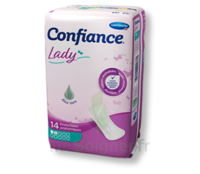 Confiance Lady Protection Anatomique Incontinence 2 Gouttes Sachet/14 à ROSIÈRES