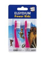 Elgydium Recharge Pour Brosse à Dents électrique Age De Glace Power Kids à ROSIÈRES