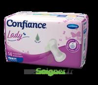 Confiance Lady Protection Anatomique Incontinence 4 Gouttes Sachet/14 à ROSIÈRES