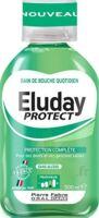 Pierre Fabre Oral Care Eluday Protect Bain De Bouche 500ml à ROSIÈRES