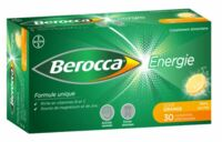 Berocca Energie Comprimés Effervescents Orange B/30 à ROSIÈRES